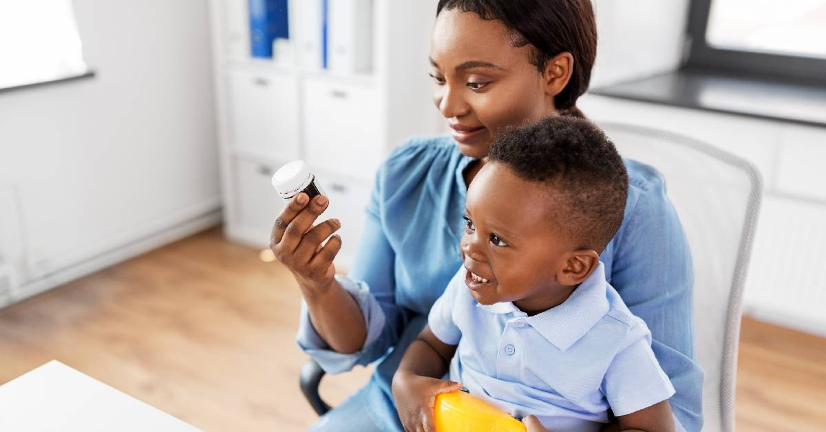 Medicine safety tips to remember with kids in the house