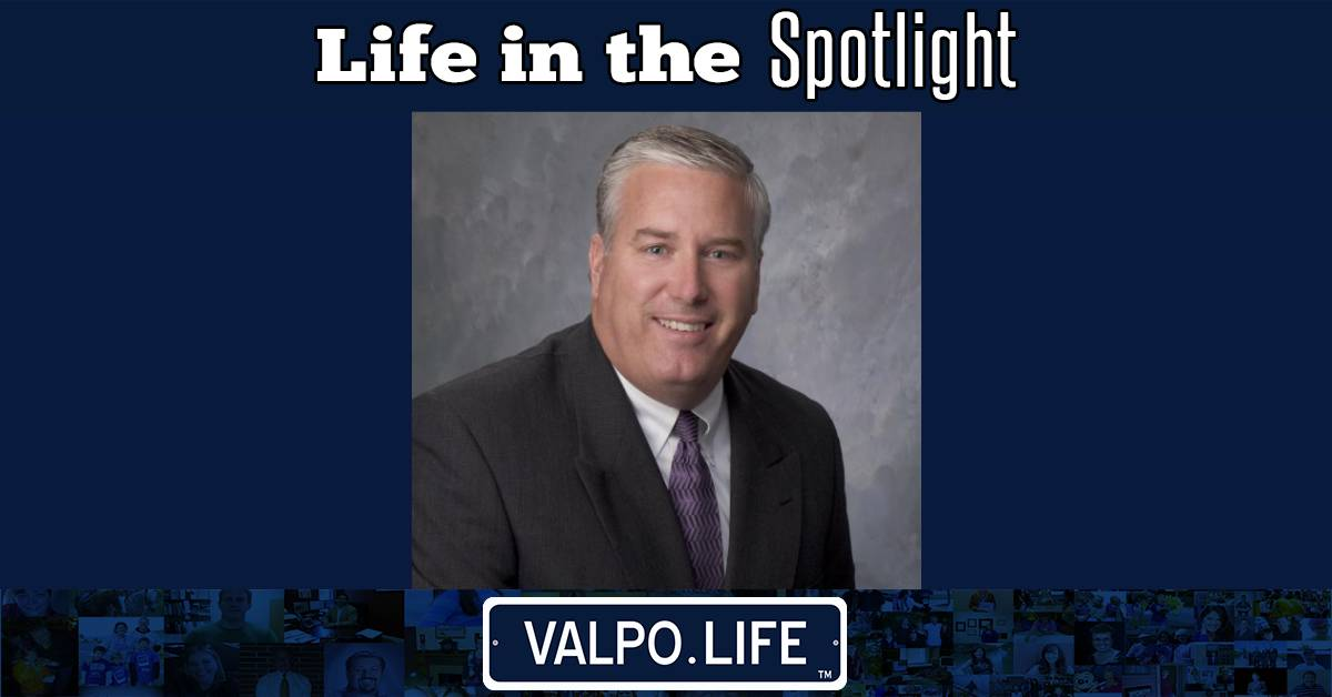 A Valpo Life in the Spotlight: James Drader