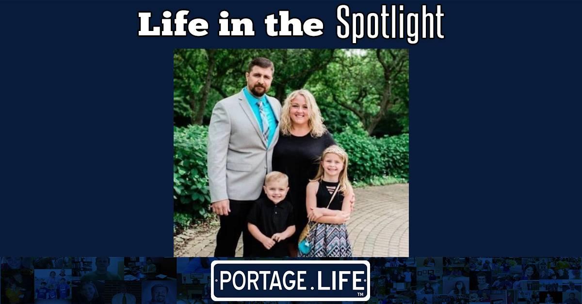 A Portage Life in the Spotlight: Kristen Wring