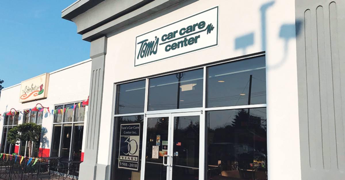 Donor profile: Tom's Car Care