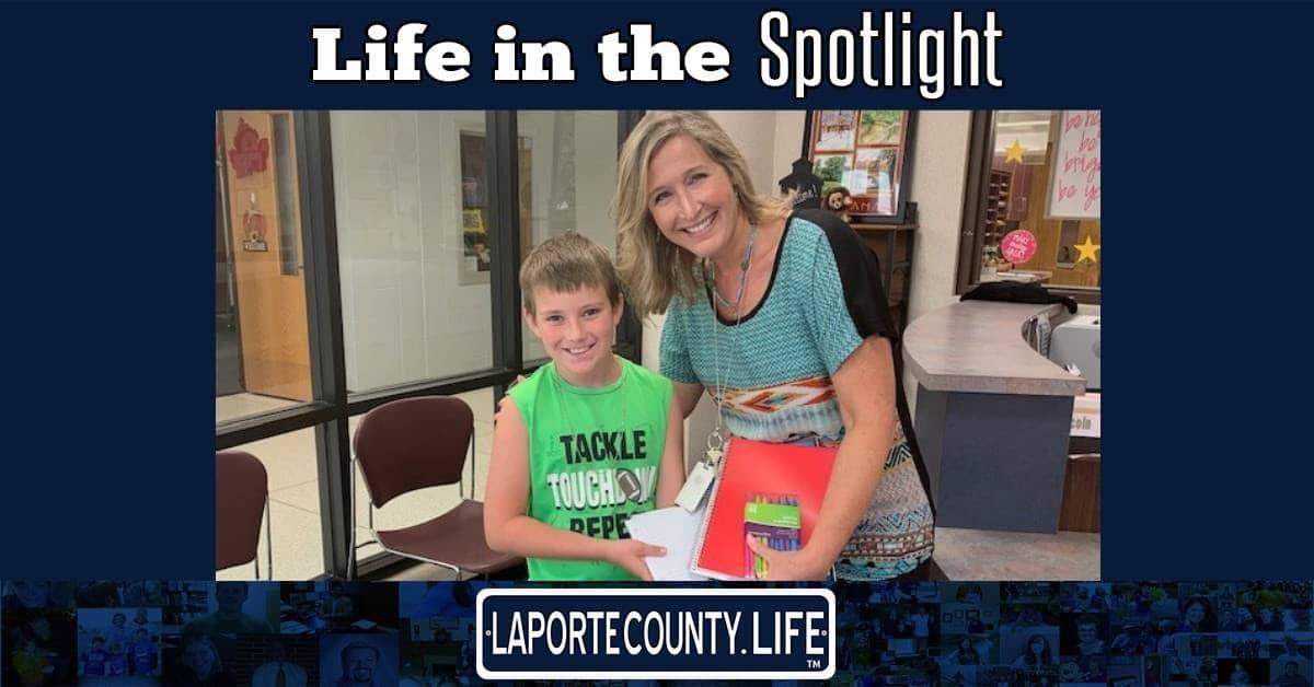 A La Porte County Life in the Spotlight: Tearsa Schable