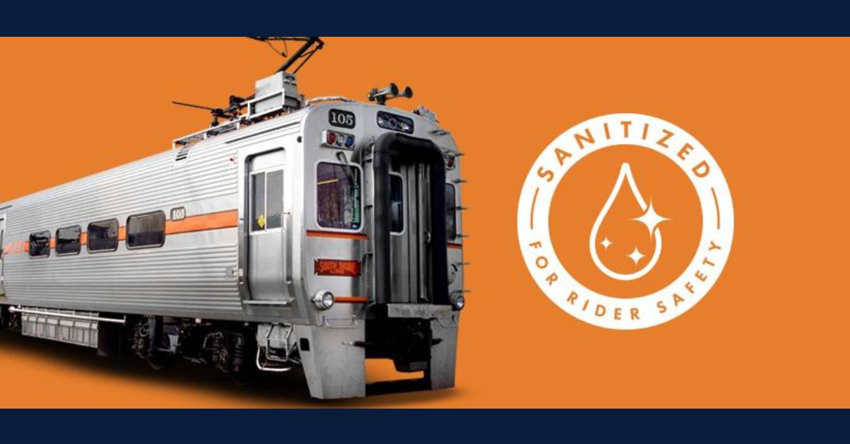 South Shore Line offers FREE August monthly ticket with July monthly ticket purchase and free Westbound rides July through August