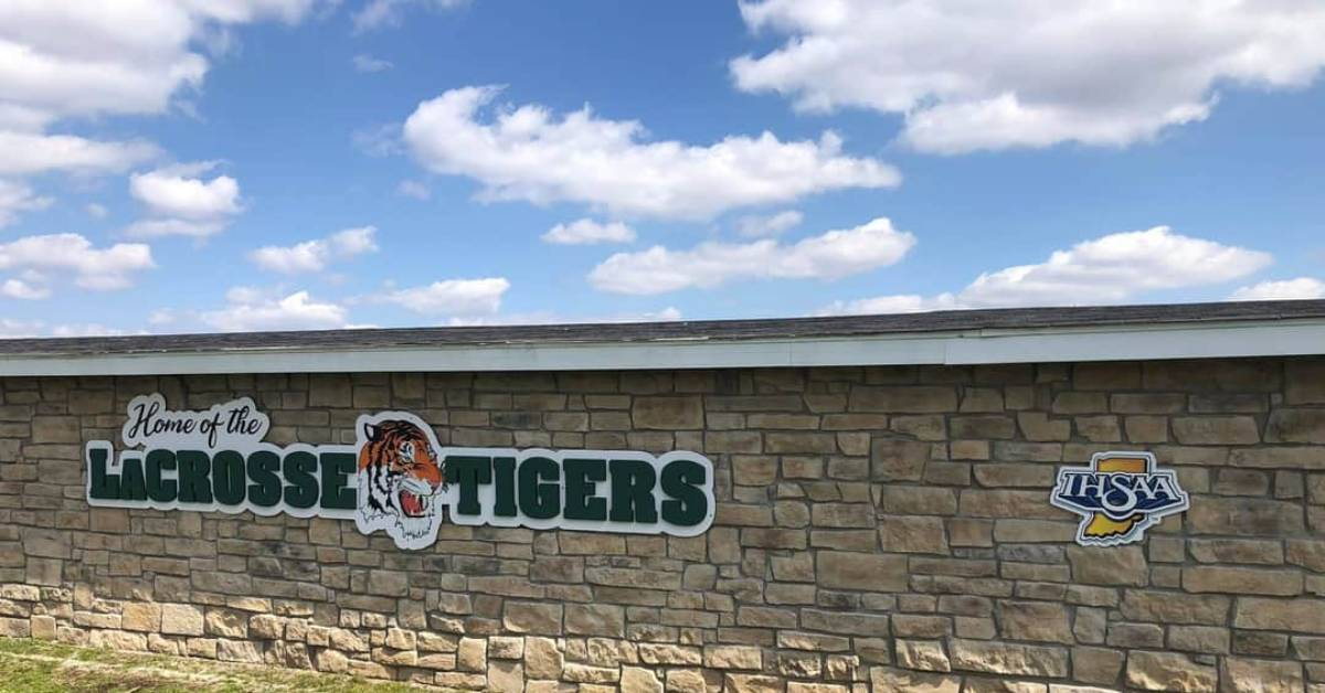 Steindler Signs partners with La Crosse Tiger Baseball to build their very own field of dreams