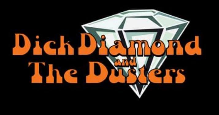 dick diamond and the dusters graphic