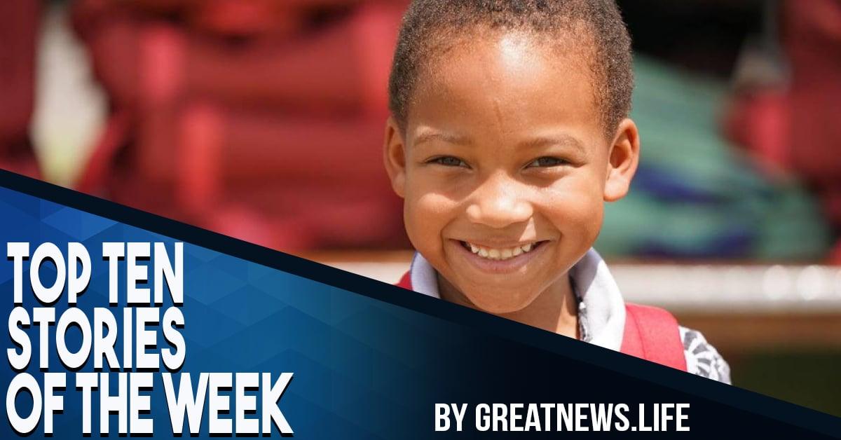 Top 10 Stories of the Week