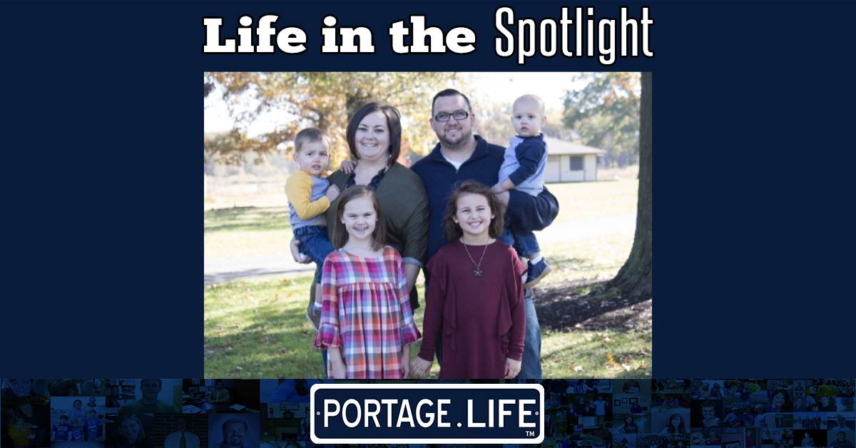 A Portage Life in the Spotlight: Brian Gulley