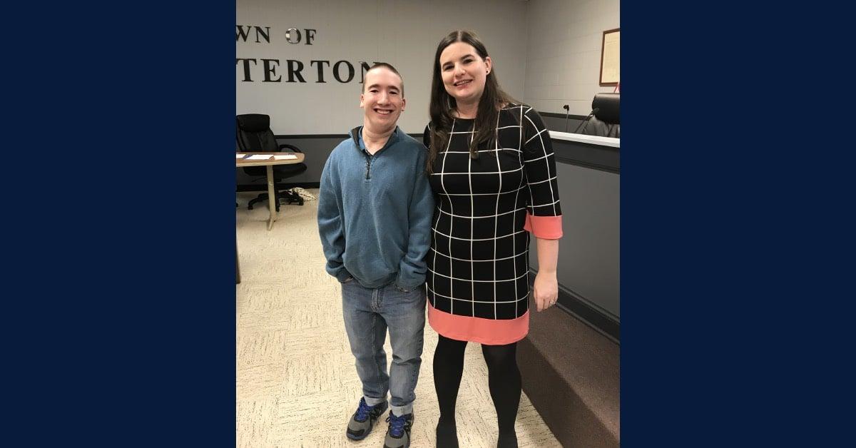 Courtney Udvare leaves meaningful impact on Chesterton community as Clerk-Treasurer