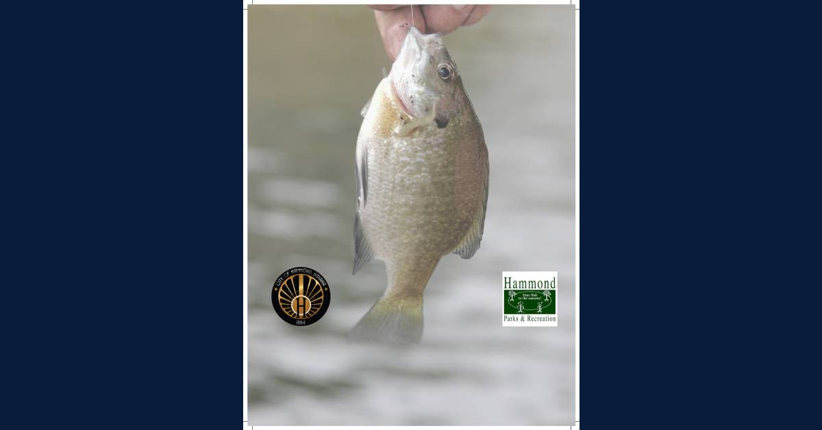 City of Hammond announces return of Fishing Derby