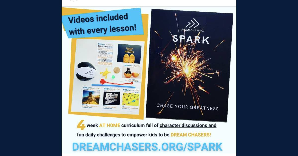 Dream Chasers Northwest Indiana rolls out Spark program and student workbooks for positive character development in social and emotional learning