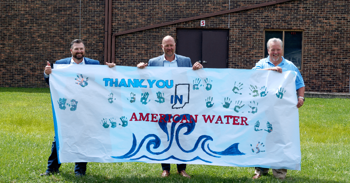 Indiana American Water donates land to Boys & Girls Clubs of Greater Northwest Indiana