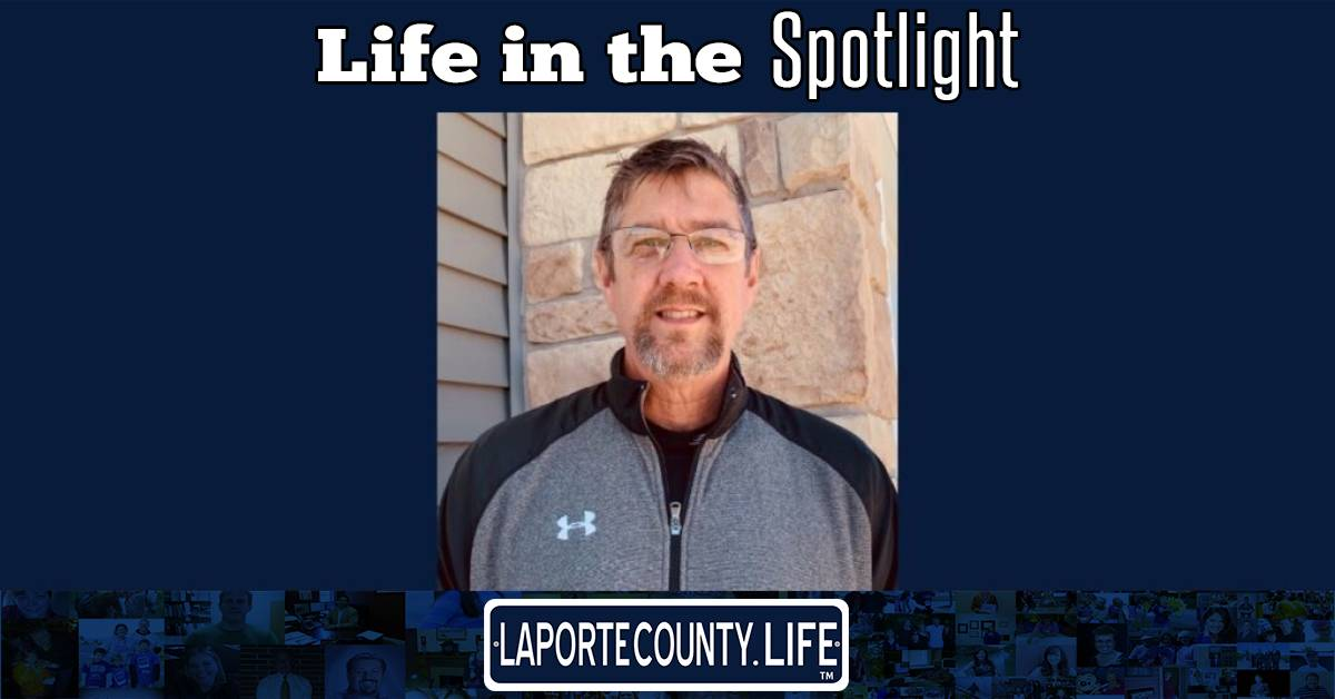 A LaPorte County Life in the Spotlight: Mark Wilson