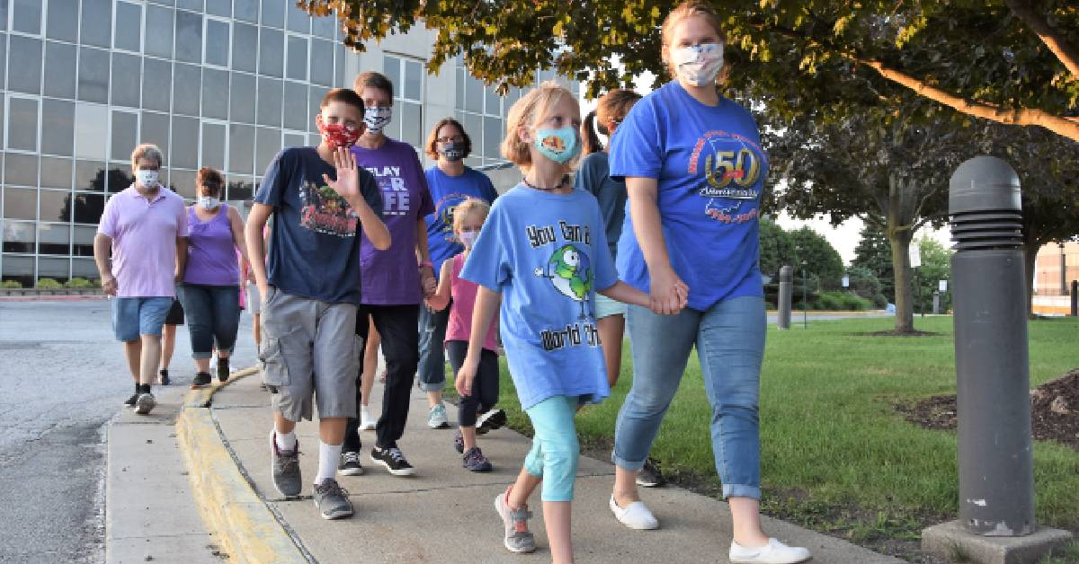 24th annual Relay for Life celebration brings message of love, support to La Porte community