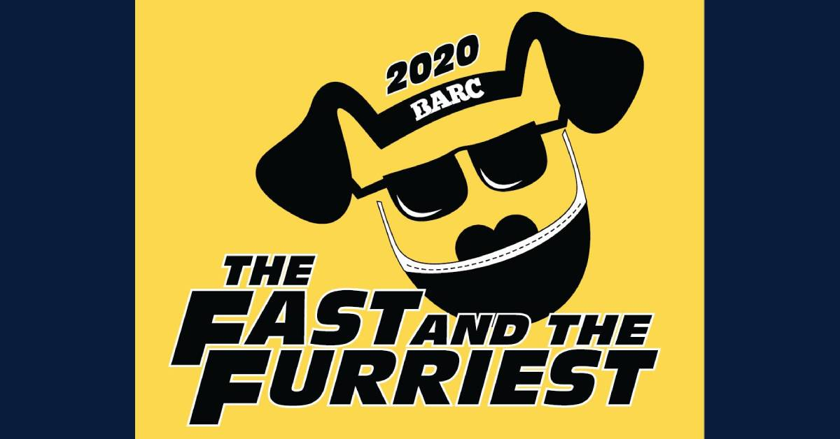 The Fast & The Furriest 5K Run/Walk & 5K Dog Walk with Virtual Option