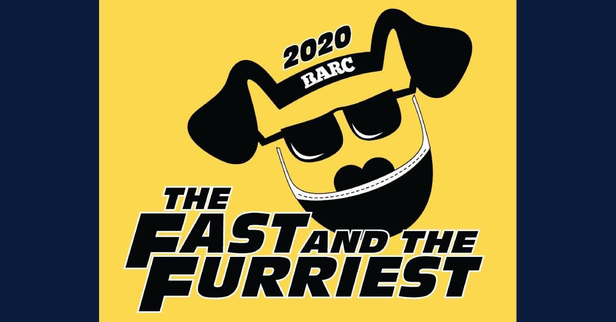 The Fast & The Furriest 5K Run/Walk & 5K Dog Walk with Virtual Option
