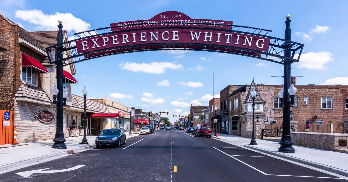 Small Town Spotlight: Whiting, Indiana