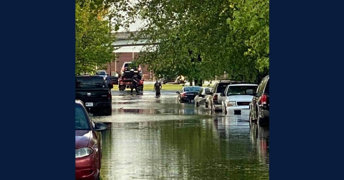 Hammond Sanitary District distributes nearly $1 million to homeowners impacted by May flood