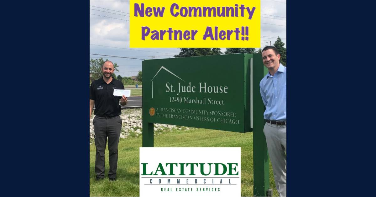 Latitude Commercial partners with St. Jude House to aid domestic abuse survivors