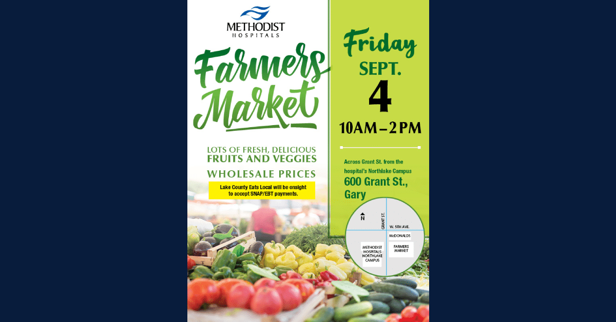 Methodist Hospital Farmers Market