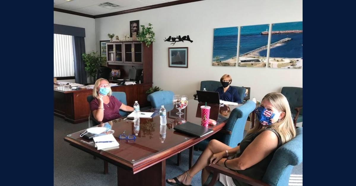 City of Portage community spotlight: Mayor Sue Lynch &  Executive Director Amy Parker