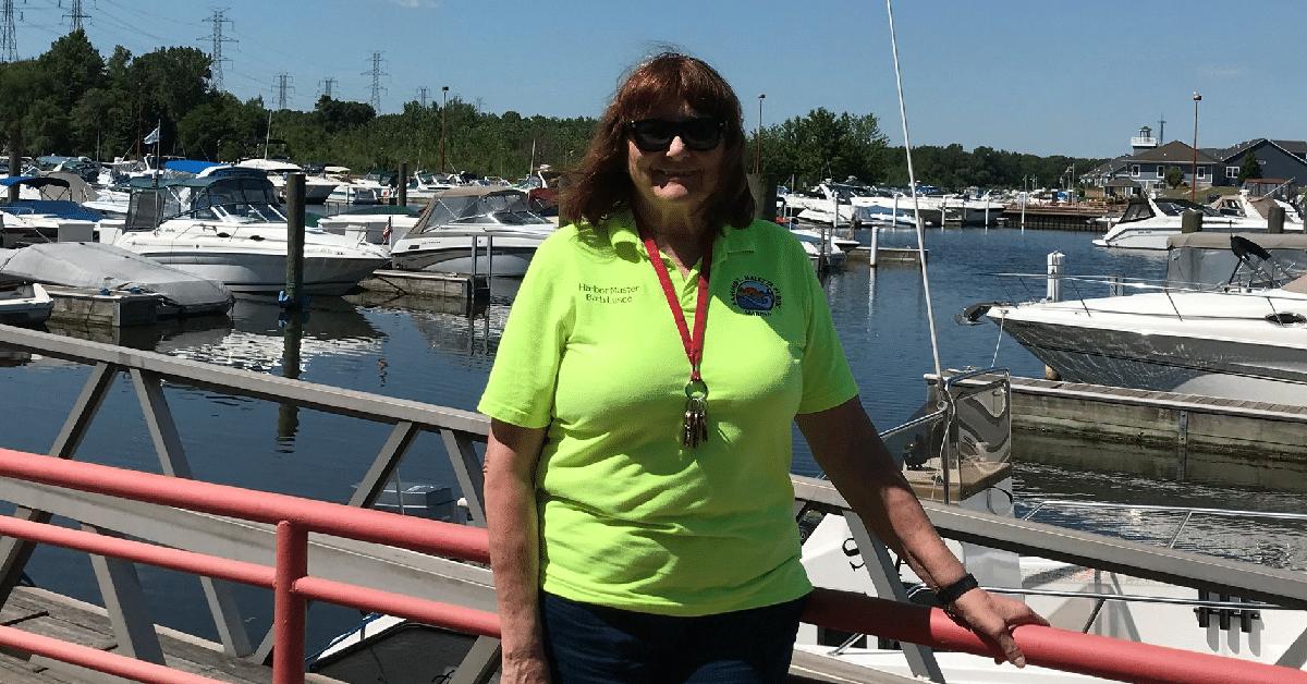 City of Portage community spotlight: Barb Lusco