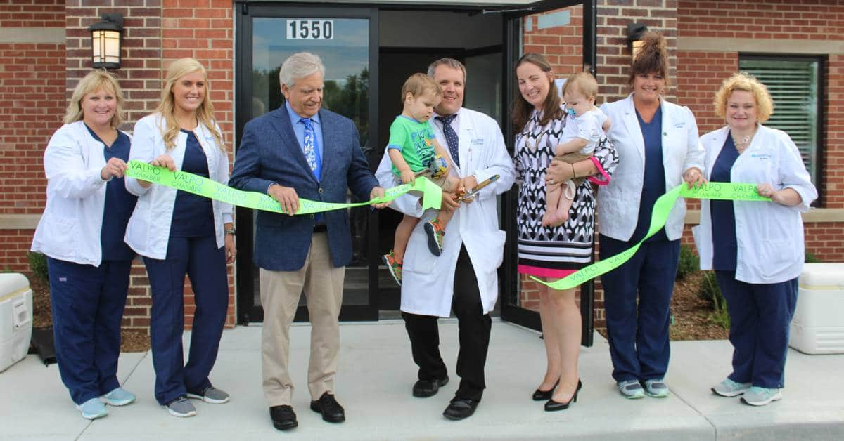 Porterfield Family Chiropractic celebrates Grand Opening of their new office