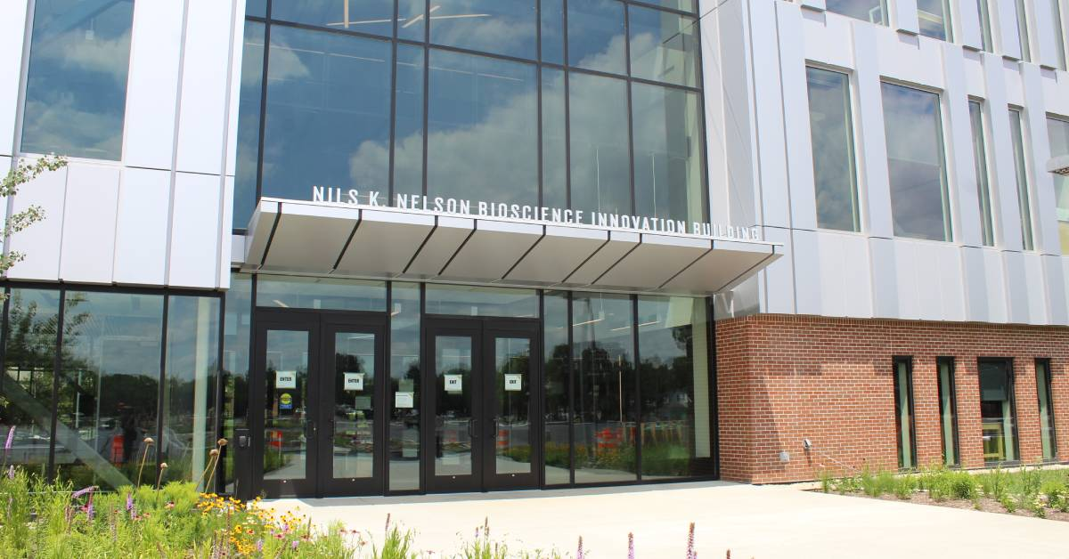 Purdue University Northwest completes state-of-the-art Nils K. Nelson Bioscience Innovation Building