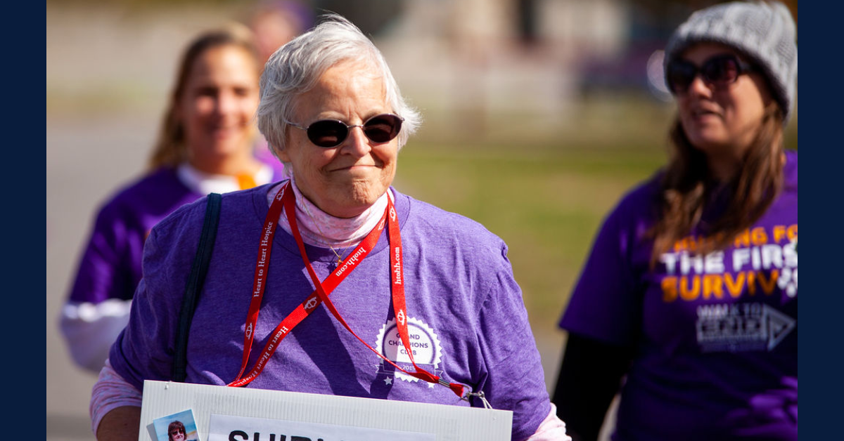 2020 Walk to end Alzheimer's: Lake County