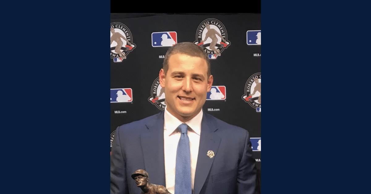 Chicago Cubs Anthony Rizzo opens Purdue Northwest Sinai Forum 2020-21 season with virtual event