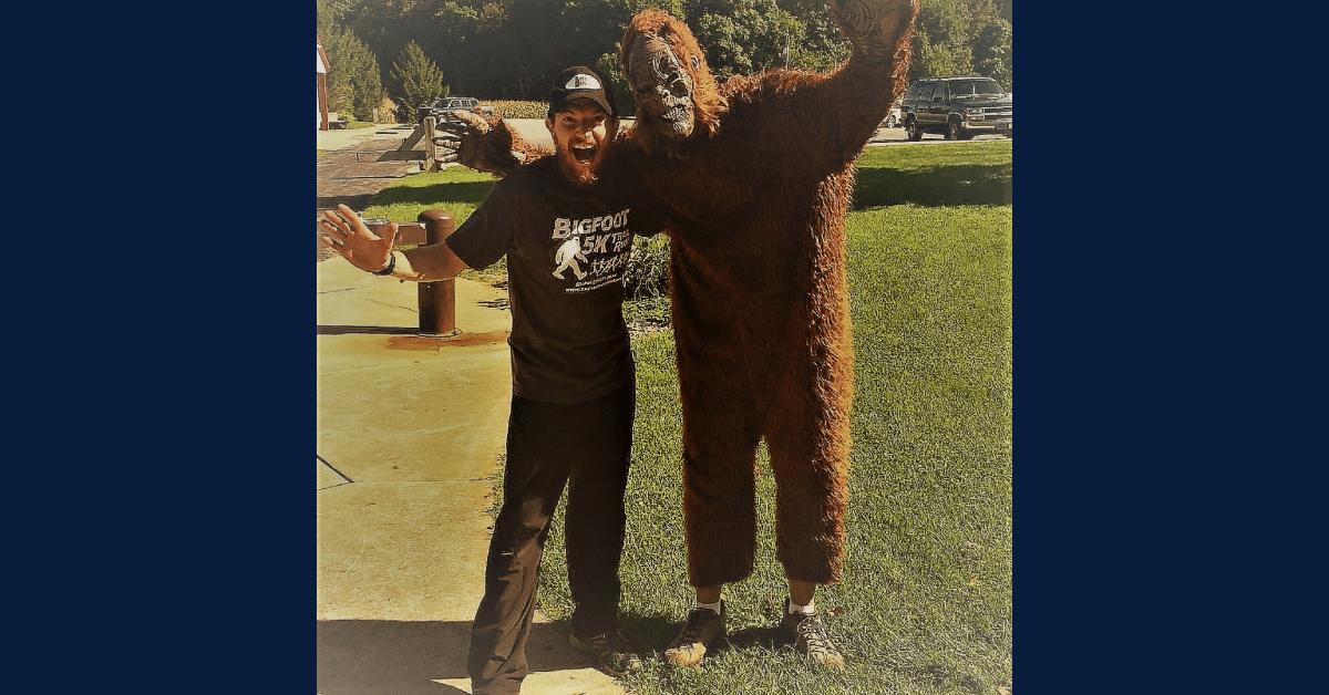 Bigfoot 5k trail run