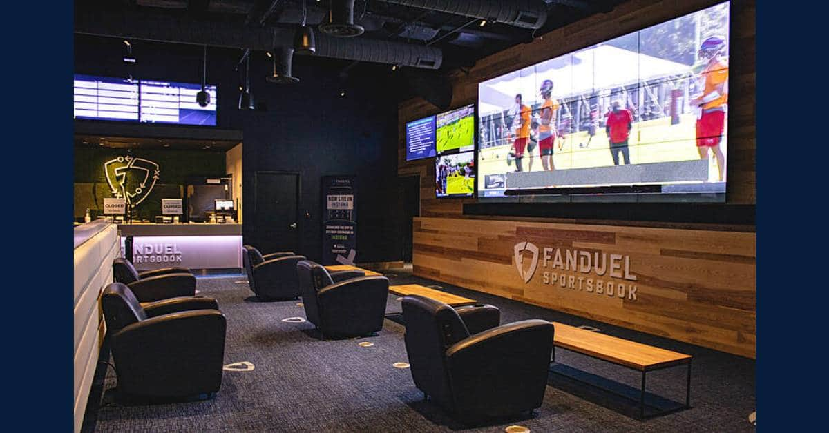 Blue Chip Casino, Hotel and Spa's FanDuel Sportsbook offers new experience for sports fans