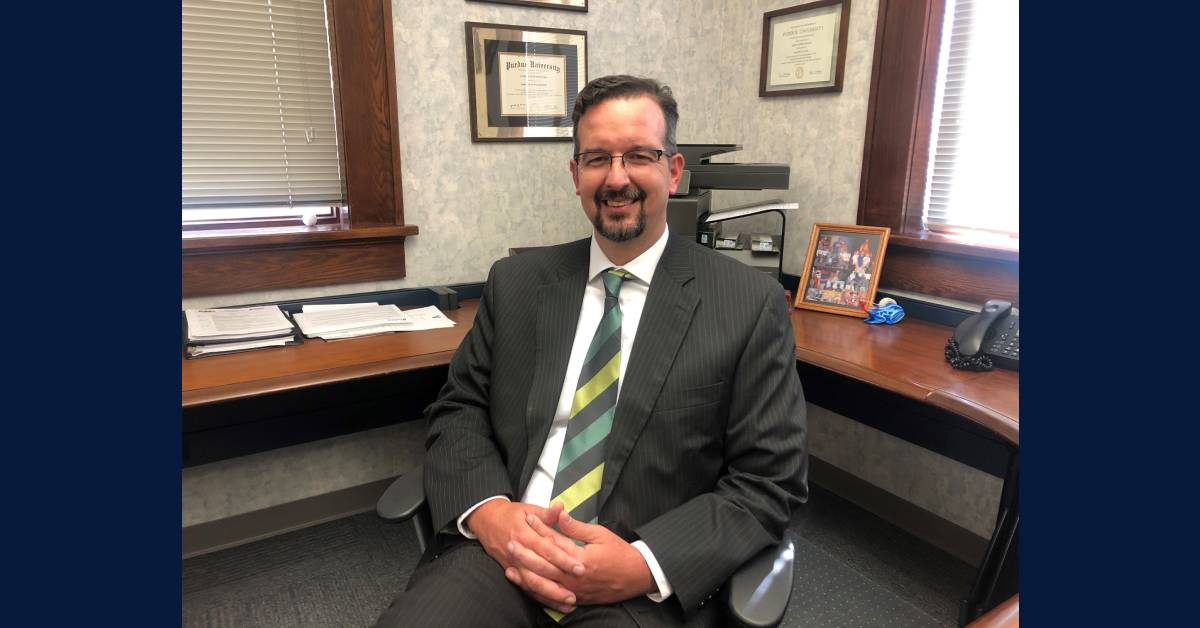 New Valparaiso Community Schools superintendent committed to 'We are Valpo'