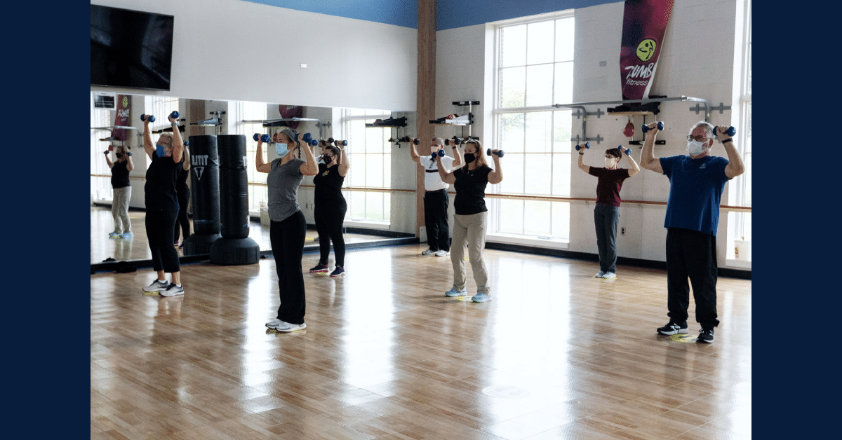 Advanced air purification technology protects members, staff at Community Hospital Fitness Pointe