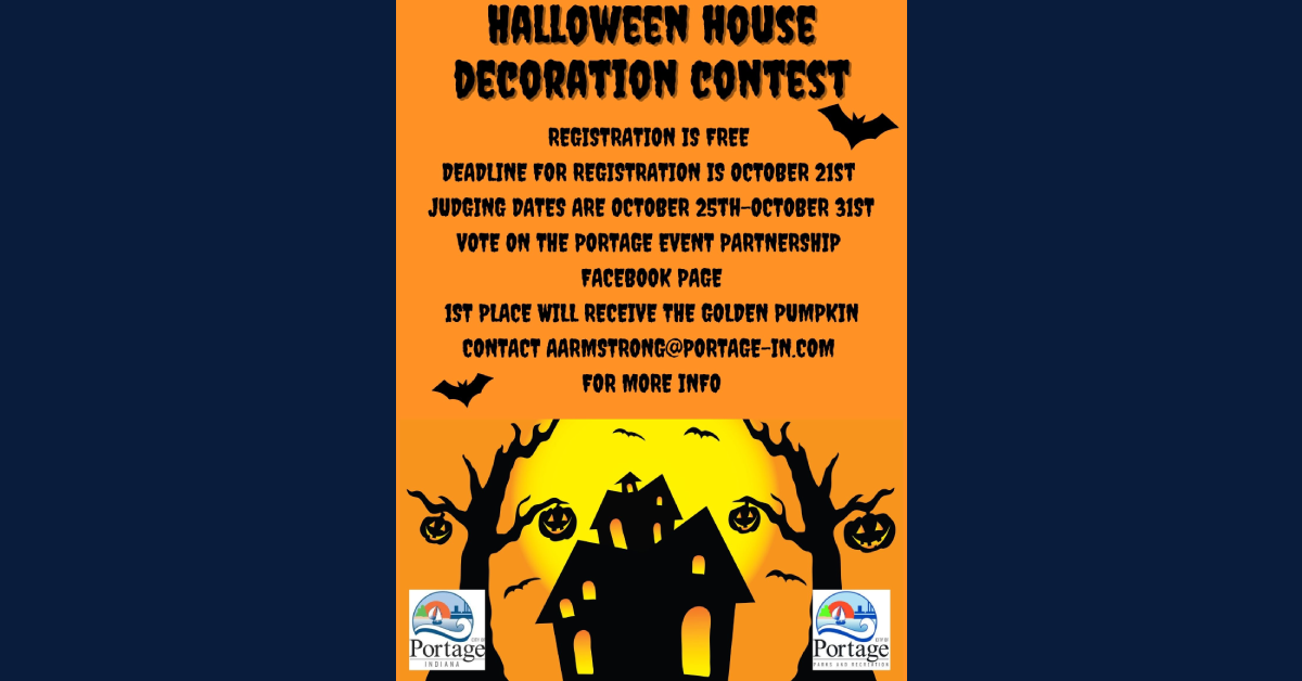Halloween Portage Indiana 2020 Portage will celebrate Halloween with new and traditional events