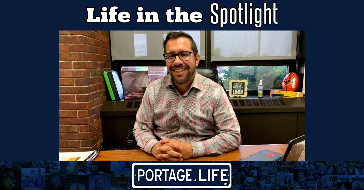 A Portage Life in the Spotlight: Jeff King