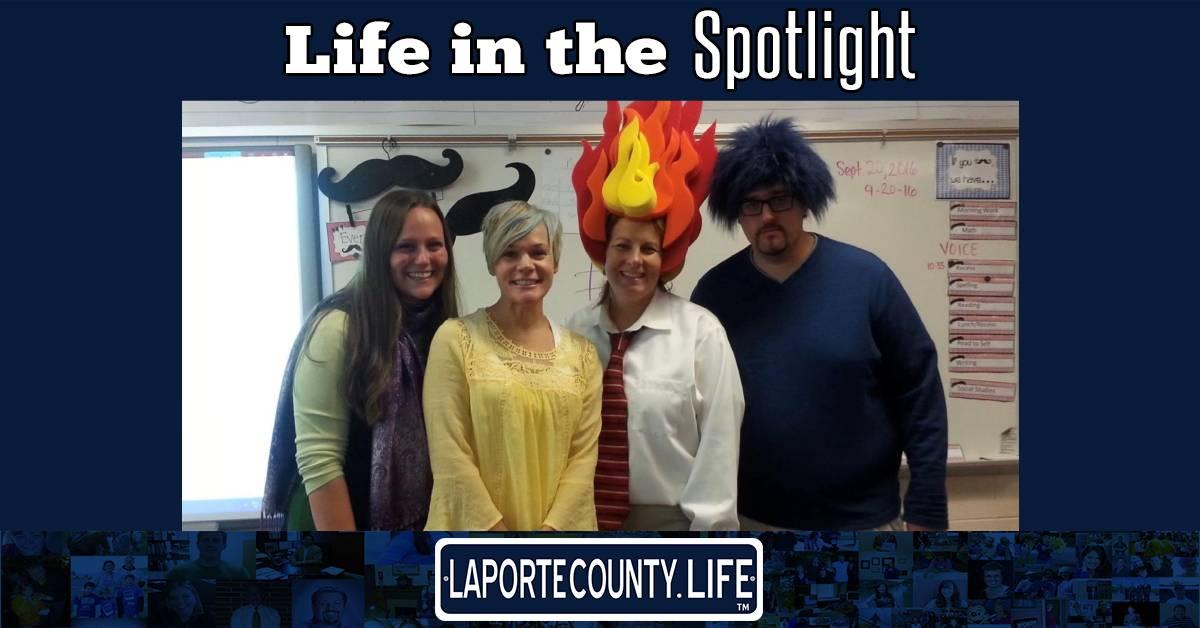 A LaPorte County Life in the Spotlight: Katie Talbert