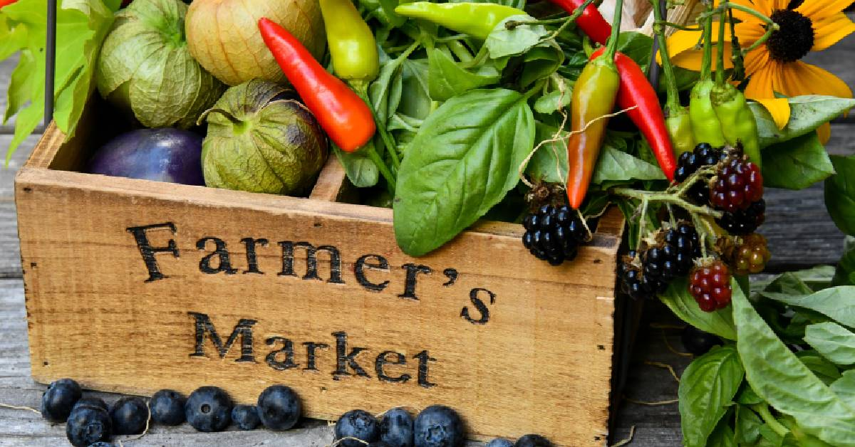 Lake County Eats Local returns for second season, hosts farmer's markets across the Region