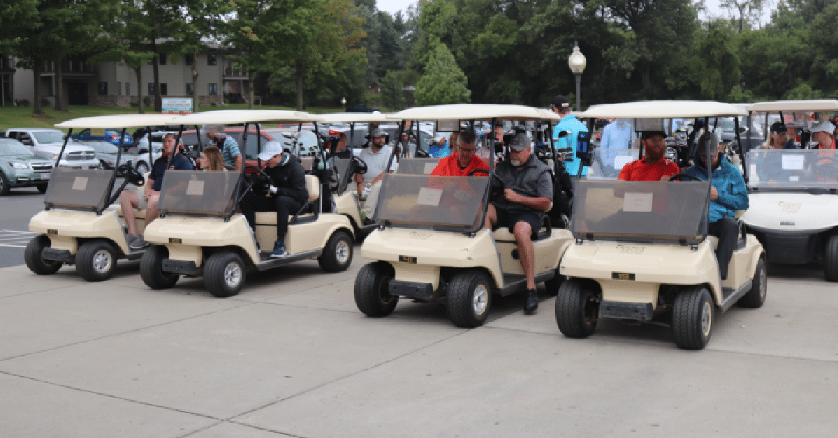 Paladin, Inc. hosts annual Golf to Give Scramble Golf Outing