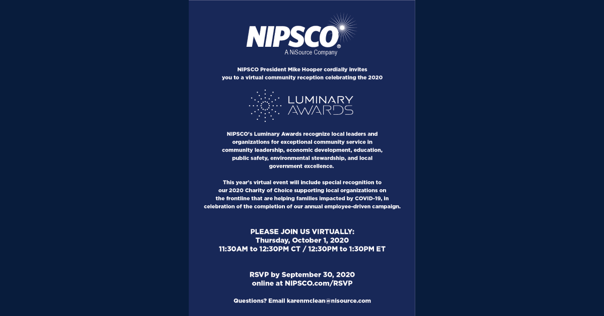 NIPSCO Luminary Awards
