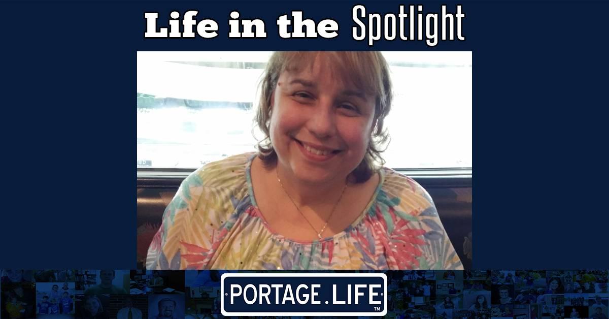 A Portage Life in the Spotlight: Linda LaCorte