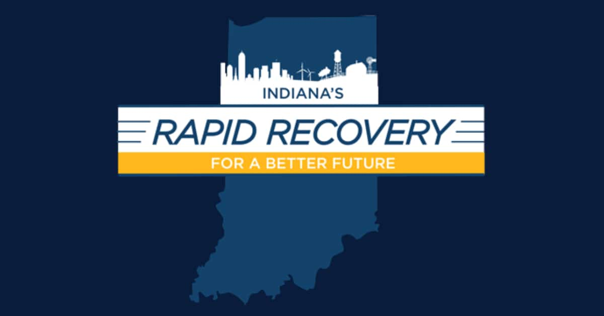 Indiana's Rapid Recovery Initiative offers employers up to $100,000 for staff training