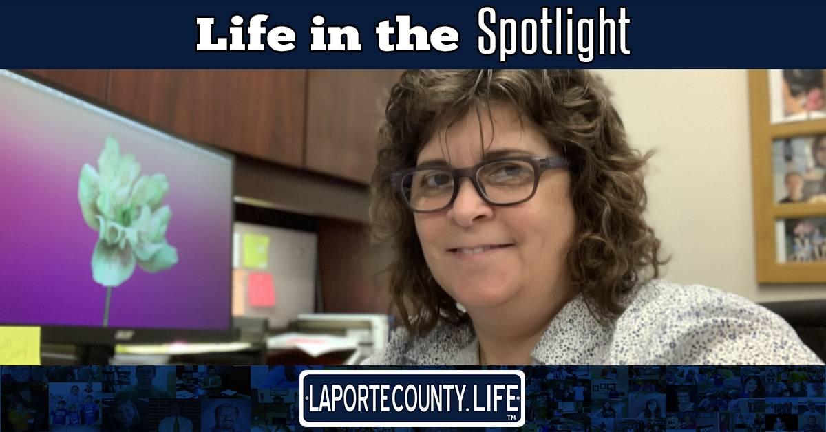A La Porte County Life in the Spotlight: Stacy Attar