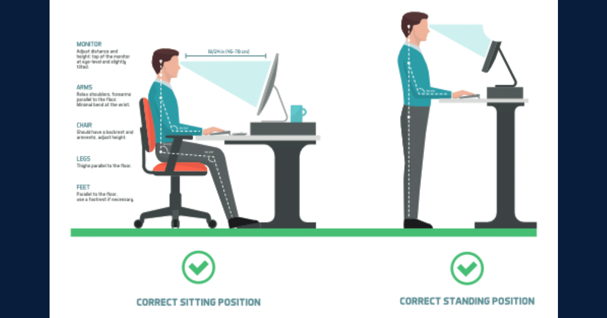 4 Reasons To Invest In A Standing Desk