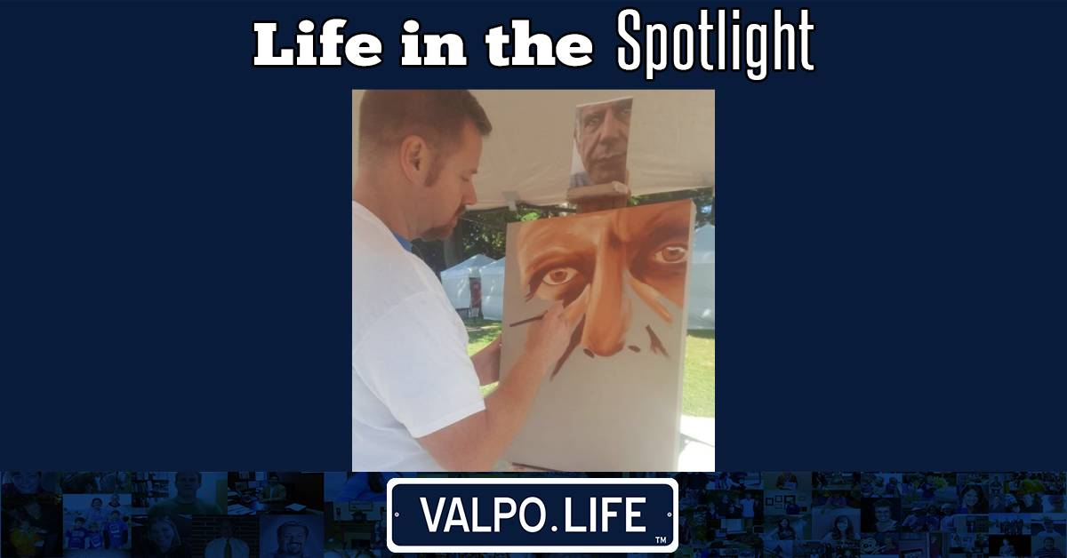 A Valpo Life in the Spotlight: Jason Gast