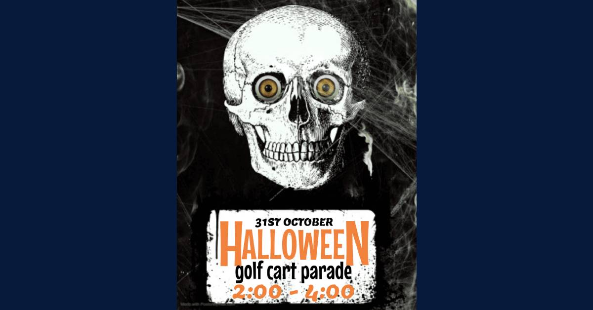 Decorated Golf Cart Parade