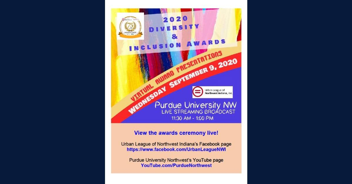 Urban League diversity & inclusion awards ceremony