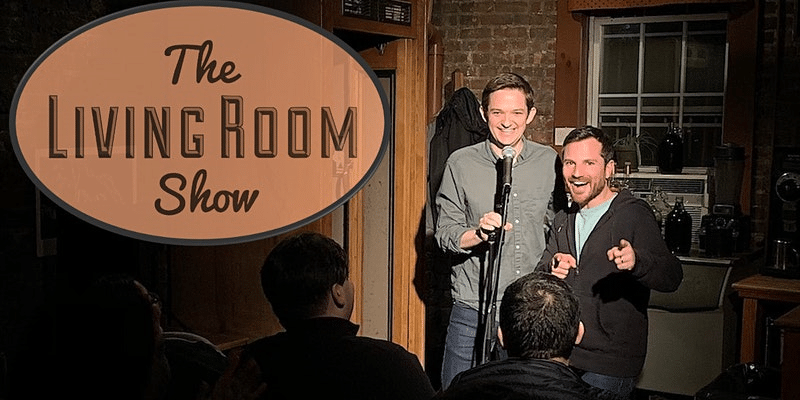 the living room show
