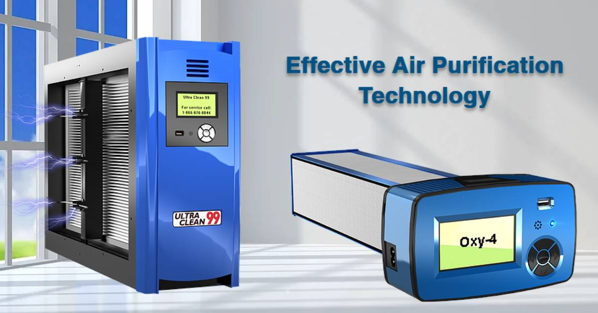 Regional Plumbing Heating and Air offers Respicaire virus-eliminating air purifiers