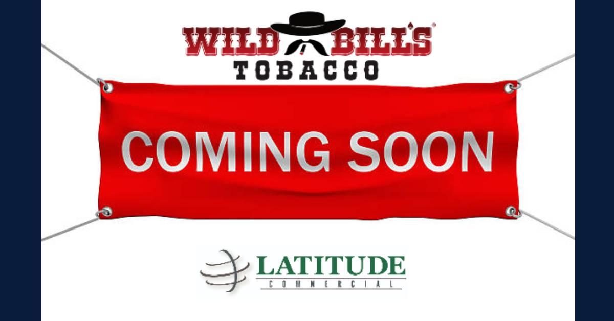 Wild Bills Tobacco Coming soon to Michigan City