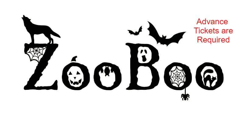 zoo boo flyer