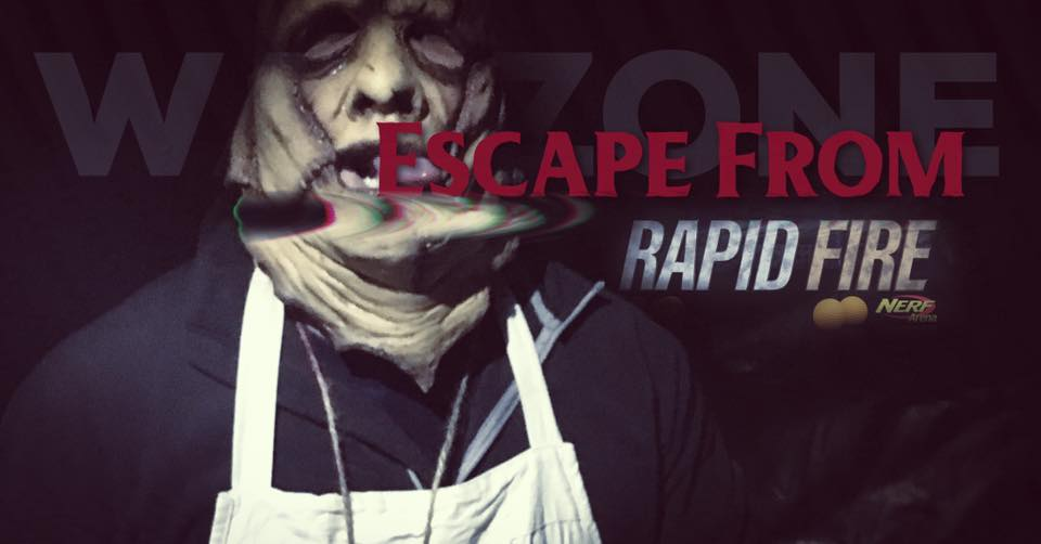 rapid fire escape room
